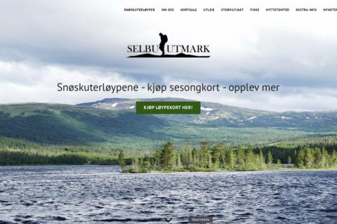 Hjemmeside selbu utmark